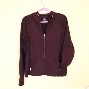 Maurices In Motion Jacket Purple L